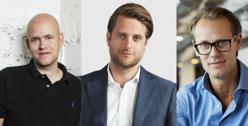 Grabbarna dominerar de svenska miljardbolagen