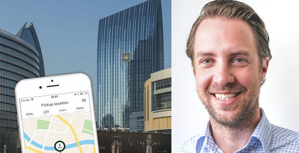 Breakit - Svenskens Uber-utmanare Careem – en ny enhörning