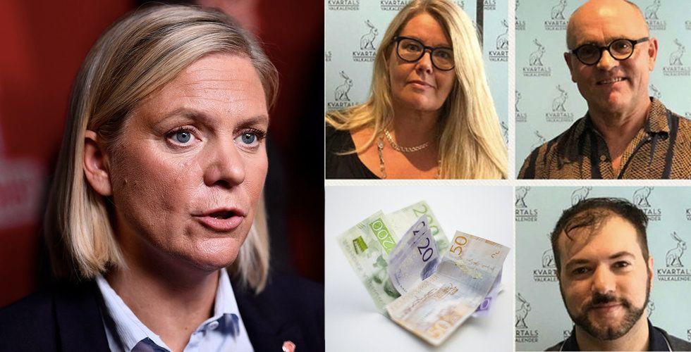 """Experter slår larm om Sveriges ekonomi: """"Hur kan ni påstå att det går bra?"""""""