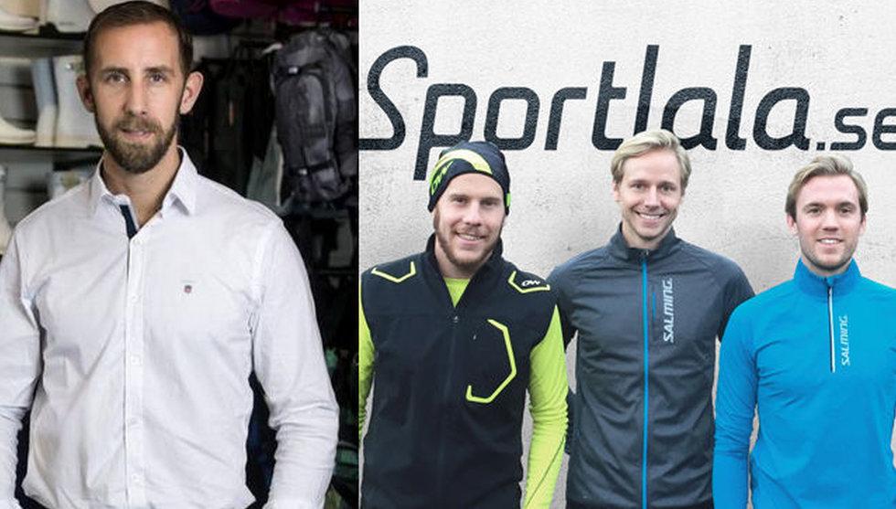 Sportlala gör stjärnvärvning –  plockar över Team Sportias vd