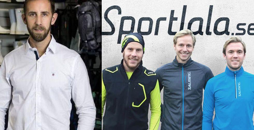 Breakit - Sportlala gör stjärnvärvning –  plockar över Team Sportias vd
