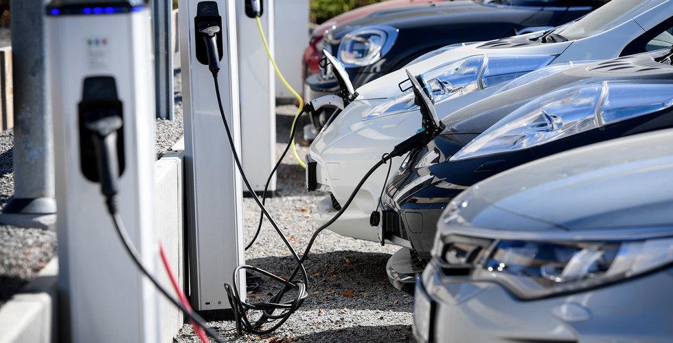 Mångmiljoner i statligt bidrag till miljöbilar – som exporteras utomlands