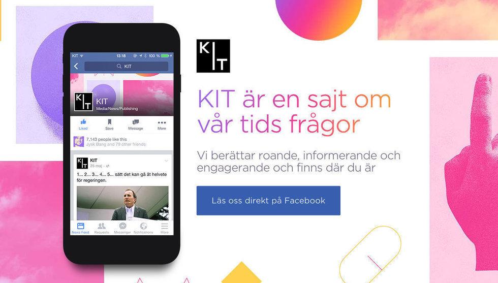 Breakit - Förlusten för mediesajten Kit: 22 miljoner kronor