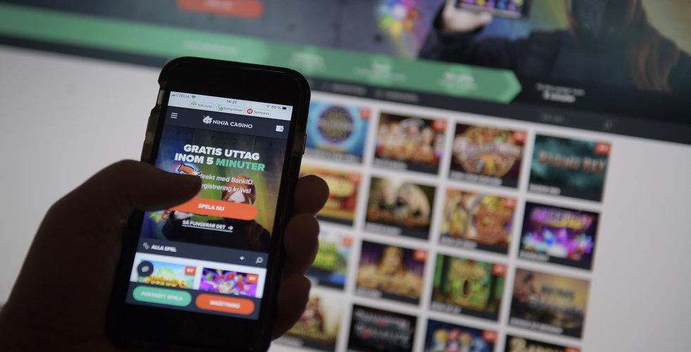 Domen: Spelbolagens reklam begränsas