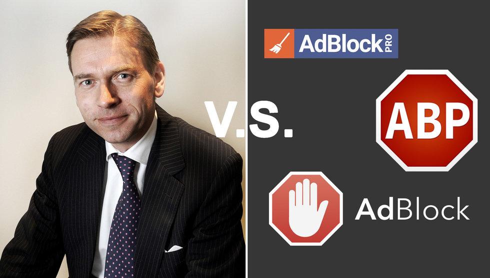 Breakit - Schibsted drar igång hemligt projekt för att lura adblockers