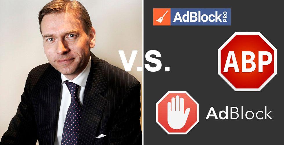 Schibsted drar igång hemligt projekt för att lura adblockers