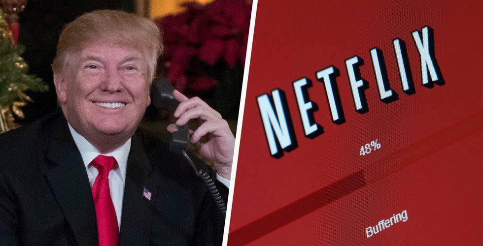 Breakit - Trumps skattereform kan göra att Apple köper Netflix