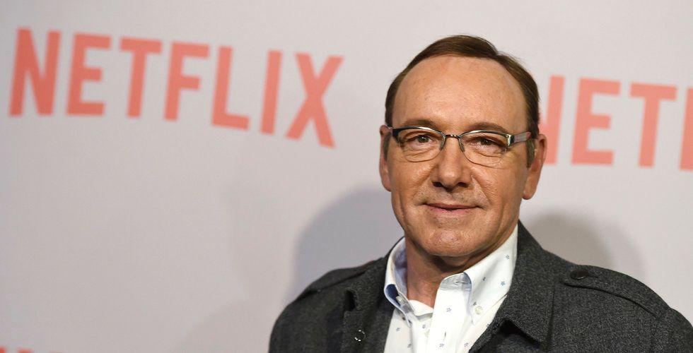 Breakit - Så mycket kostade Kevin Spacey-skandalen för Netflix