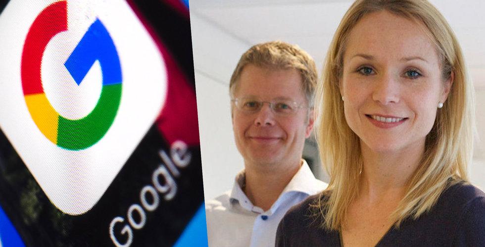Breakit - Google köpte techbolaget Limes Audio från Umeå – så hög var prislappen