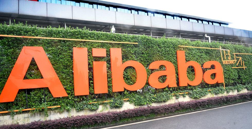 Alibaba överväger nyemission – vill ta in 190 miljarder