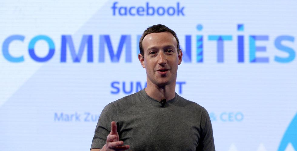 Breakit - Facebook förbjuder marknadsföring av kryptovalutor