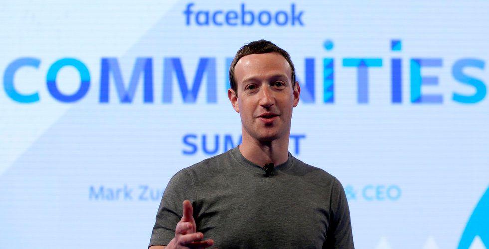 Facebook förbjuder marknadsföring av kryptovalutor