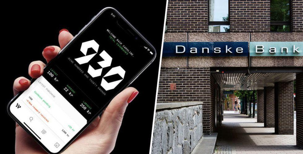 """Danske Bank lämnar Wrapp: """"Ingen jättestor grej för oss"""""""
