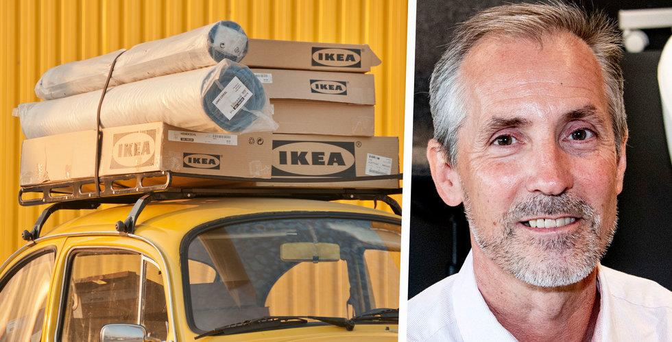 Ikeas nya satsning – ska börja hyra ut möbler