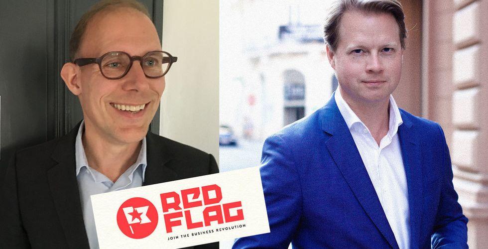 Tungviktare startar Red Flag - ska göra företagande mindre trist