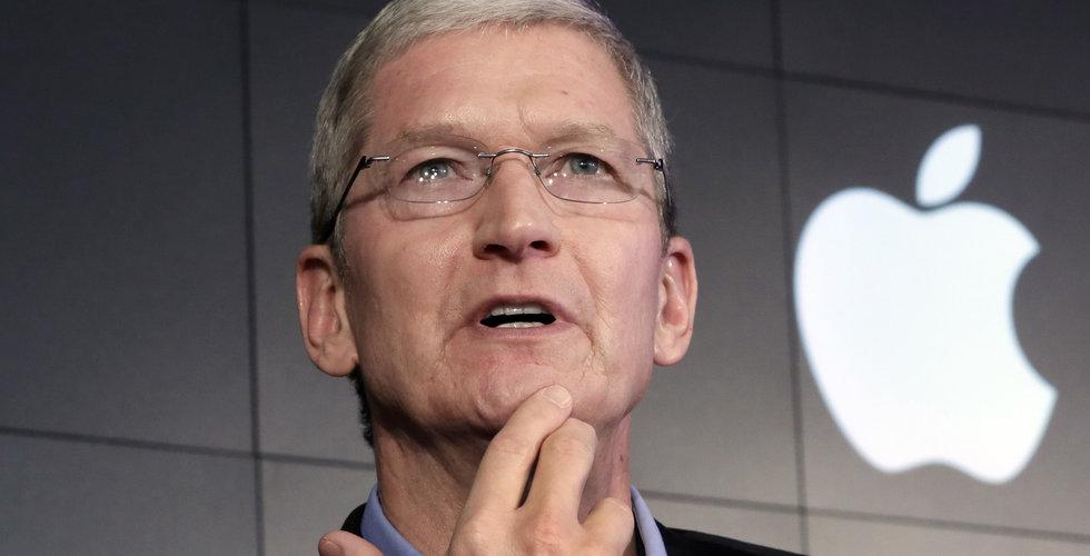 Apple: Förhandlingar med Intel gick i stöpet