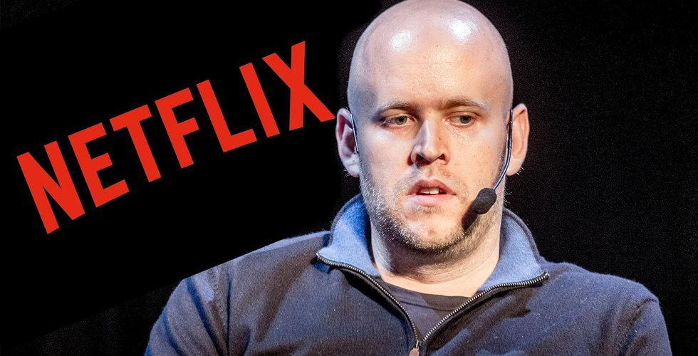 Breakit - Wall Street Journal: Spotify kommer inte bli ett nytt Netflix