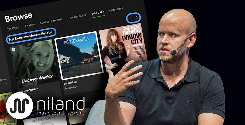 """Breakit - Spotify köper franska startupen Niland: """"Har förändrat spelreglerna"""""""