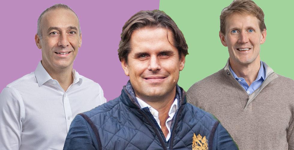 Pierre Siris och Henrik Perssons okända kassako Bokadirekt