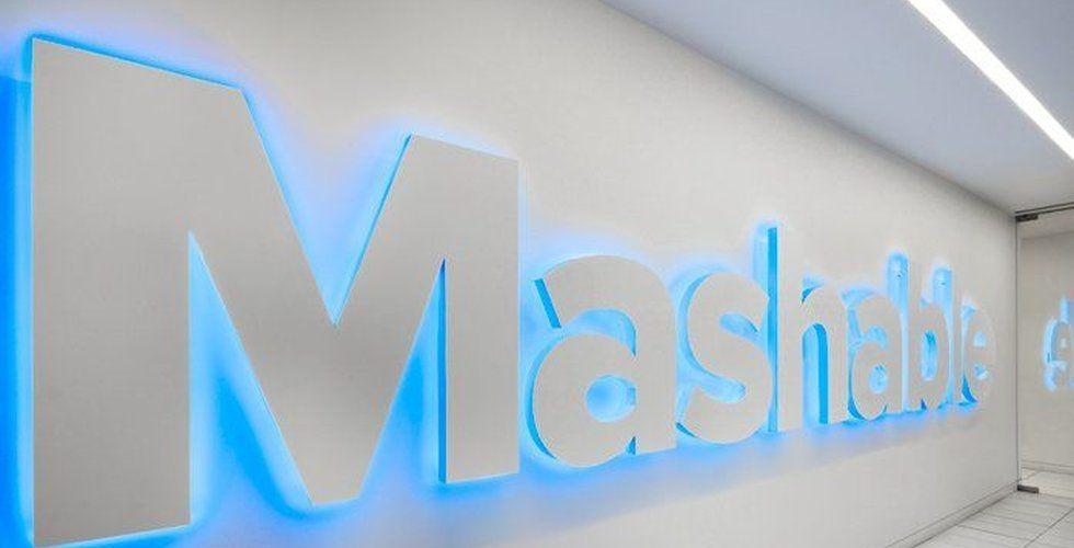 Breakit - Mashable uppges vara nära försäljning till förläggaren Ziff Davis
