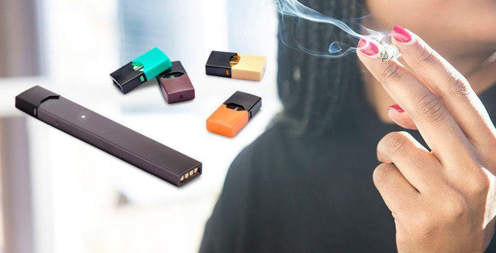 E-cigarettbolaget Juul blickar mot Asien
