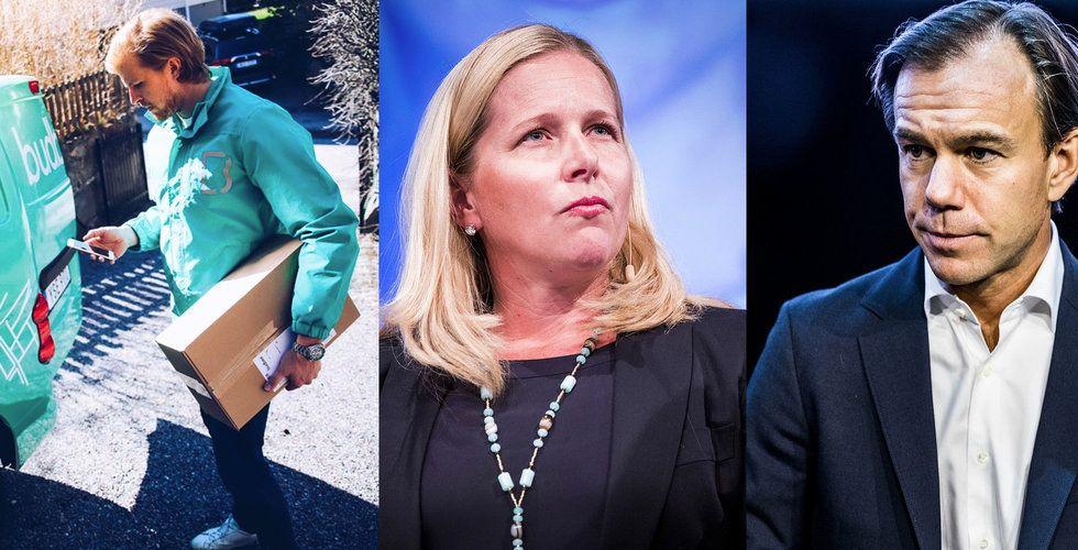 H&M och Kinnevik investerar 50 miljoner kronor i Budbee