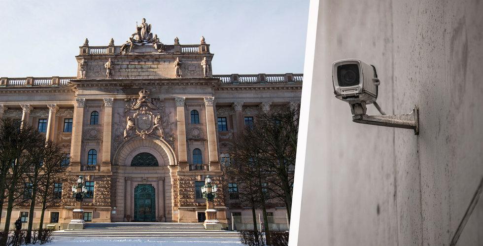 """Riksdagen och banker mitt i stor dataläcka: """"Självklart olyckligt"""""""