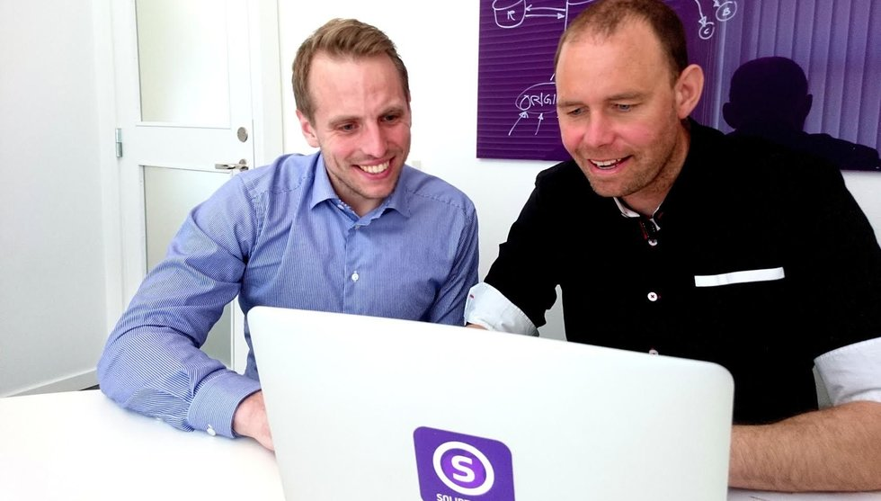 Breakit - Omsättningen rusar för svenska videoplattformen Solidtango