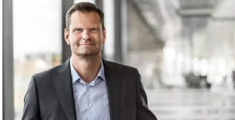 Svenska spel värvar vd från Telenor