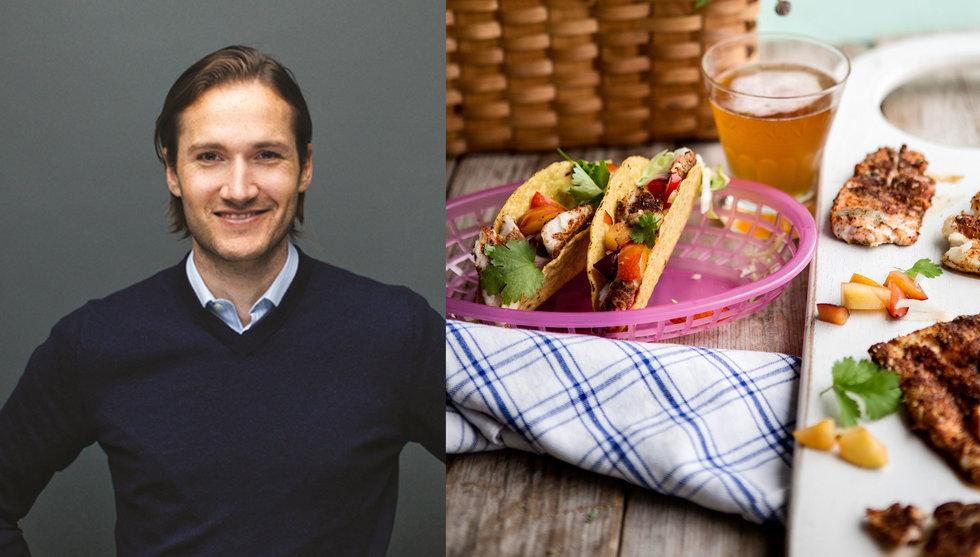 Börsnotering närmar sig för Niklas Östbergs tyska matjätte