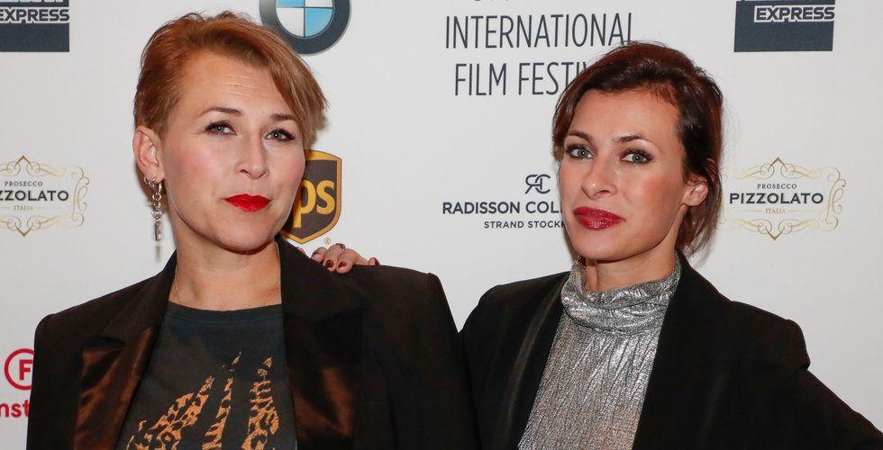 Hannah och Amanda stäms på miljonbelopp efter konkursen