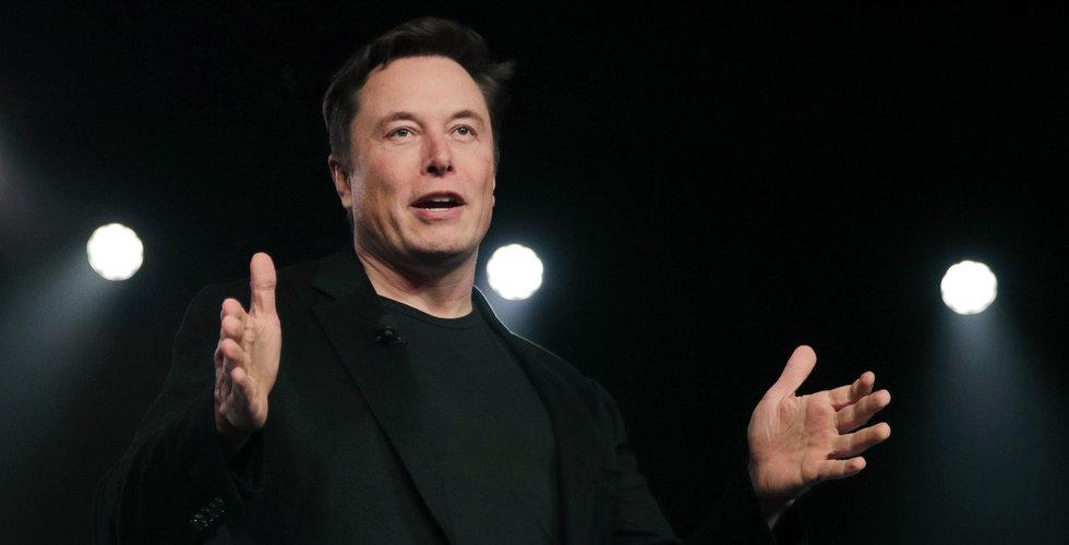 Elon Musk är nu världens rikaste person