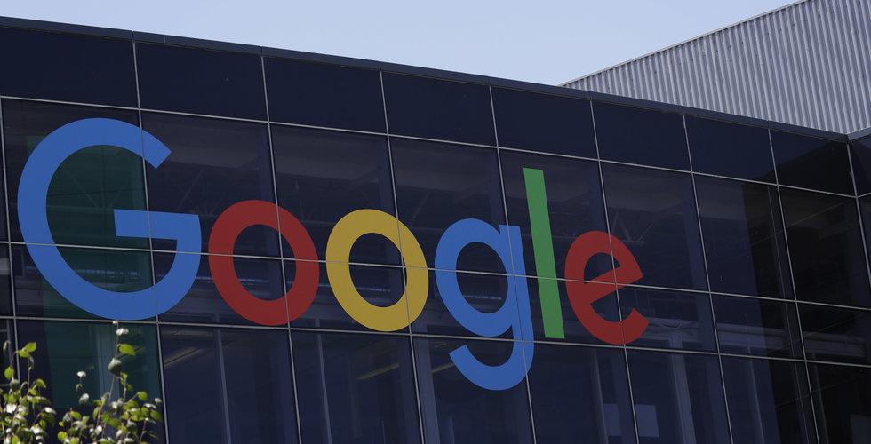 Google väntas överklaga EU-böter