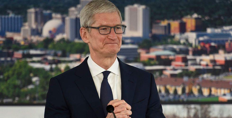 Breakit - Apple beordras betala över 4 miljarder till VirnetX för patentintrång