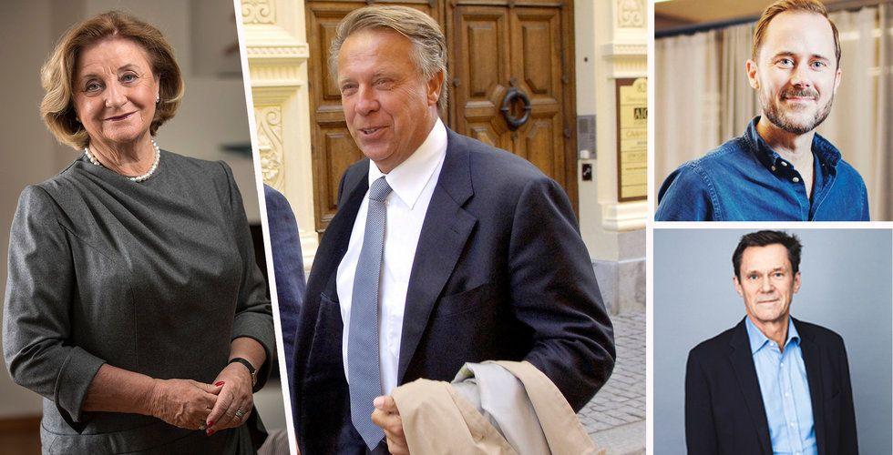Här är svenskarna som cashar in efter Izettles miljardaffär