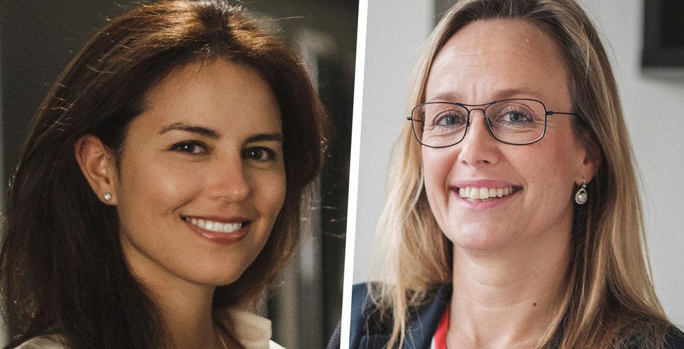 Nya initiativet Women in fintech ska göra branschen mer jämställd