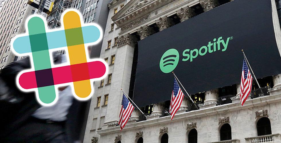 Wall Street Journal: Då börsnoteras Slack
