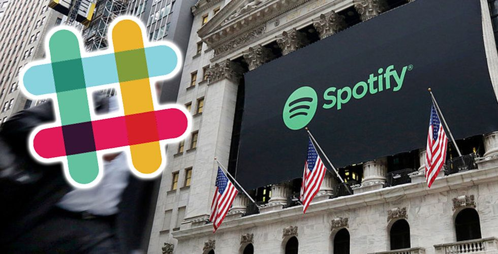 Breakit - Wall Street Journal: Då börsnoteras Slack