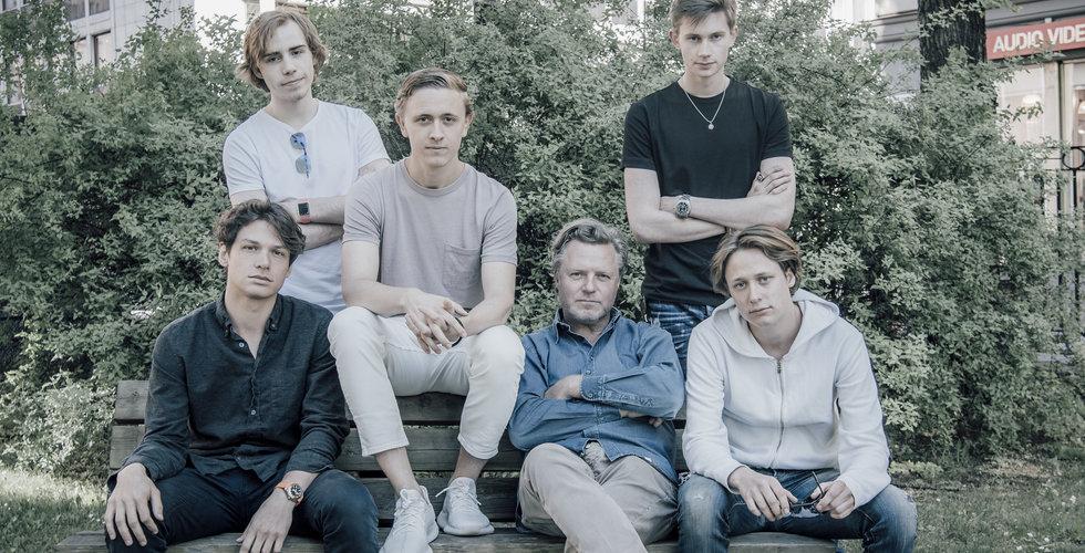 Fredrik Wester och Johan Staël von Holstein investerar i influencer-plattformen Starflow
