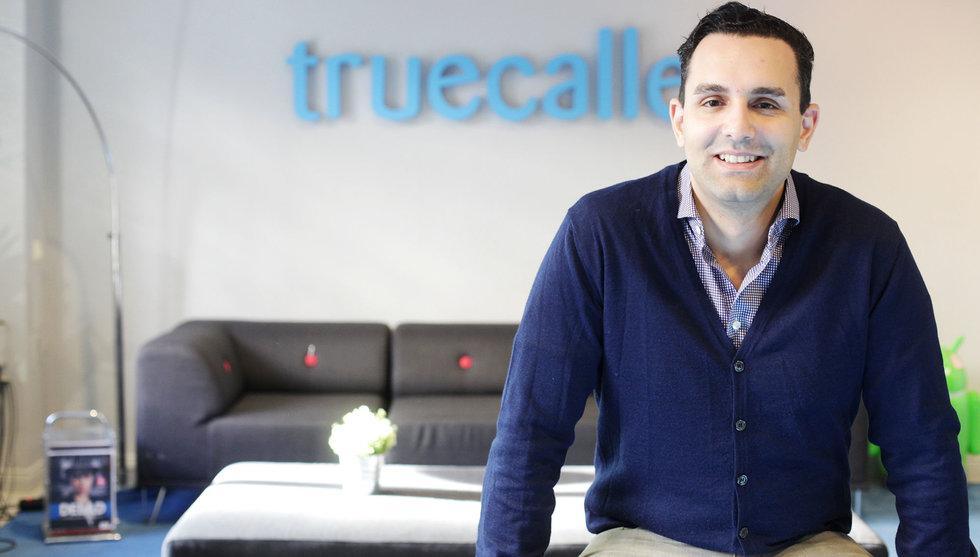 """Breakit - Truecaller-chefen: """"Intäkter är inte vårt primära fokus i dagsläget"""""""
