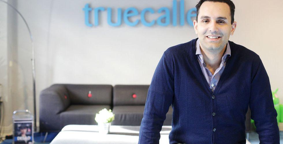 """Truecaller-chefen: """"Intäkter är inte vårt primära fokus i dagsläget"""""""
