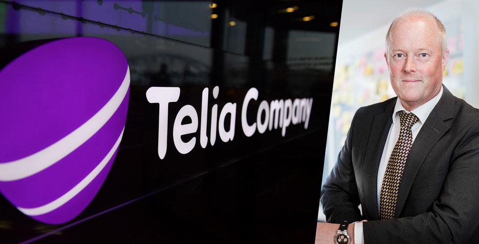 Telia slukar svenskt techbolag – satsar på uppkopplad trafik