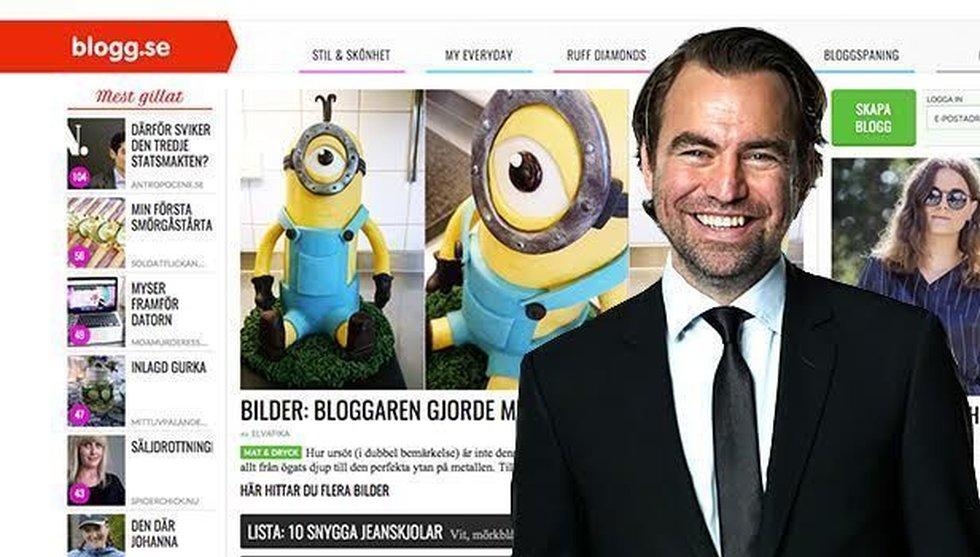 Nyheter24 tar över hela Blogg.se - öppnar för att ta in fler ägare