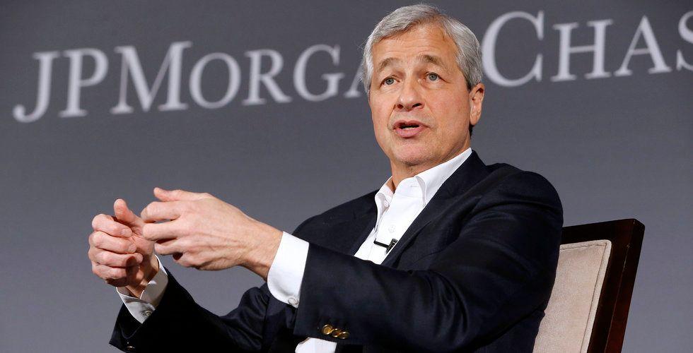 Breakit - JP Morgans vd: Bitcoin är en bubbla som kommer att spricka