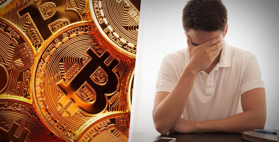 """Han har 2 miljarder i bitcoin – som inte går att komma åt: """"Desperat"""""""