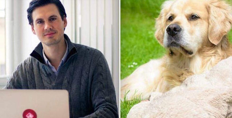 """Nu lanseras Dog Buddy i Sverige: """"Potential att bli enorm marknad"""""""