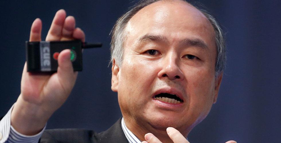 Softbank-grundaren Masayoshi Son förlorade 1,2 miljarder på bitcoin