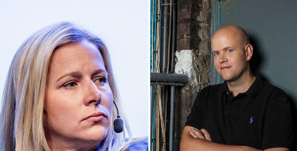 Cristina Stenbecks hyllning till Sverige – och pik mot Spotify