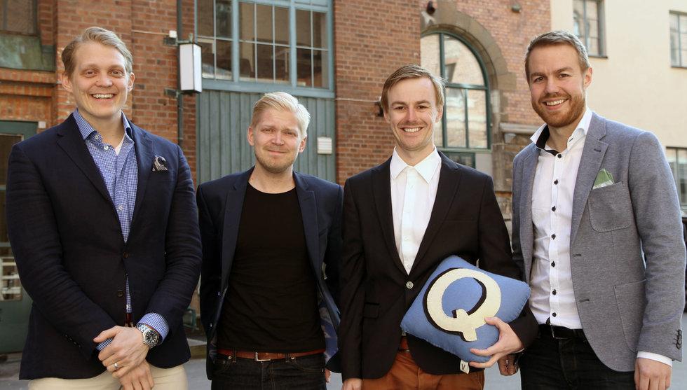 """Här är svenska Quizkampens nya storsatsning: """"Ett jätteland"""""""