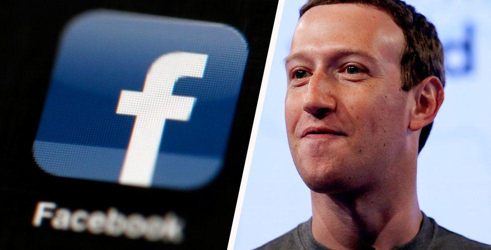 Facebook under utredning – aktien fortsätter rasa
